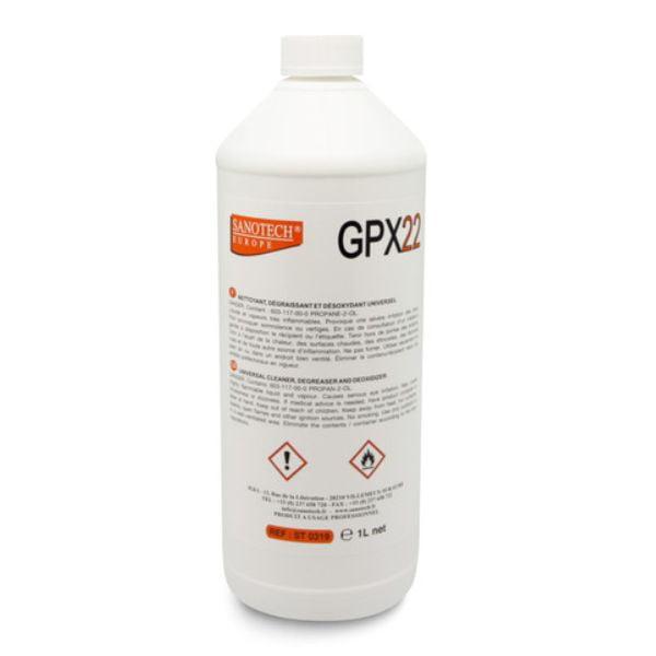 GPX22 nettoyant dégraissant désoxydant - ST0319