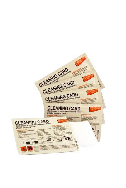 Carte de nettoyage pré-imprégnée - ST0400