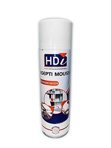 ASEPTI MOUSSE - Mousse nettoyante bactéricide - ST0037